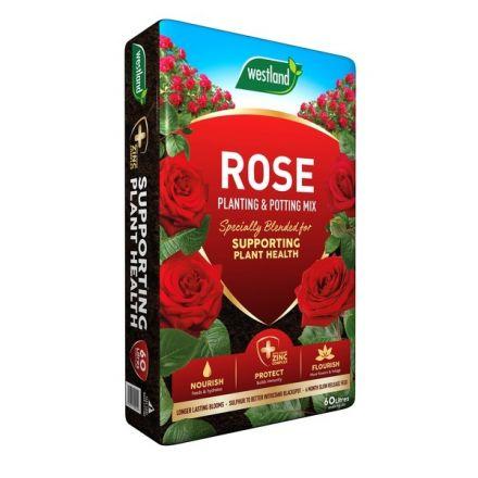 Westland Rose Planting & Potting Mix 60 Litre bag