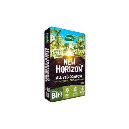 Westland New Horizon Vegetable Compost 50 Litre bag